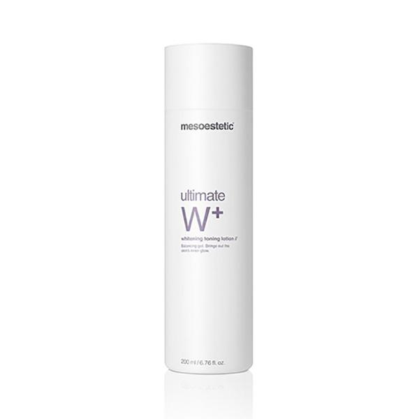Afbeelding van Ultimate W+ whitening toning lotion 200 ml